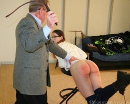 14-SCHOOLGIRL-STRAPPING-SPANKED-HARD